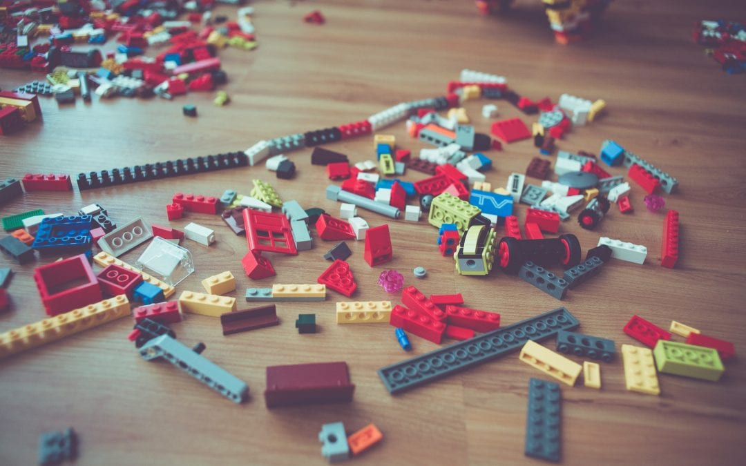 Build Solutions With LEGO® Serious Play