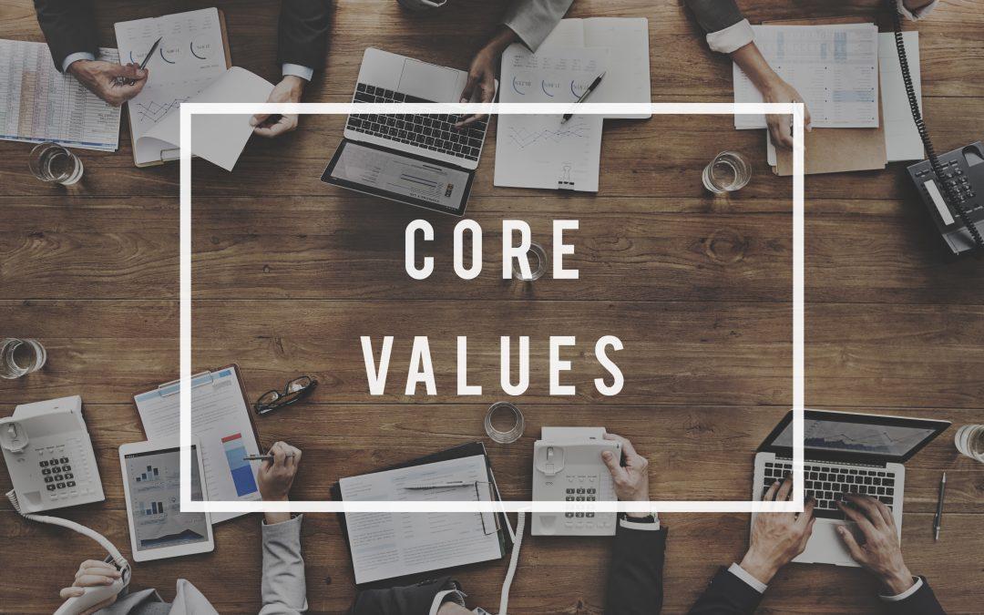 The Raine Digital Values