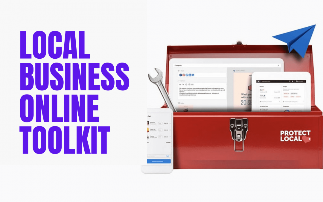 Introducing the Local Business Online Toolkit